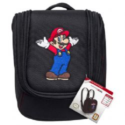 Mario Nintendo 3DS / 3DS XL Backpack and Carry Case | Cables4all